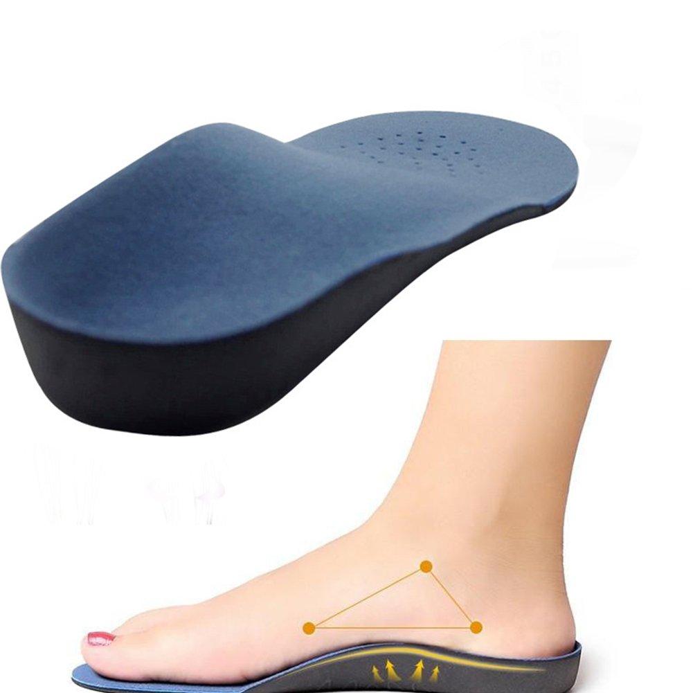 Shoe Inserts for Flat Feet: Types \u0026 How